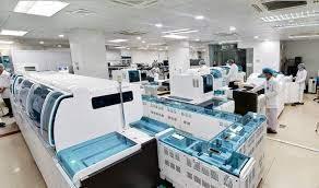 Văn phòng xét nghiệm ADN đạt chuẩn