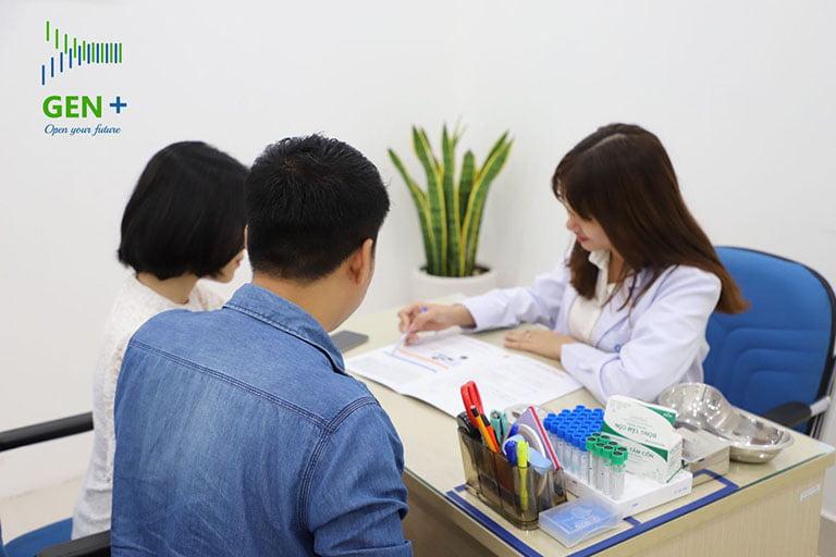 xét nghiệm adn bằng máu