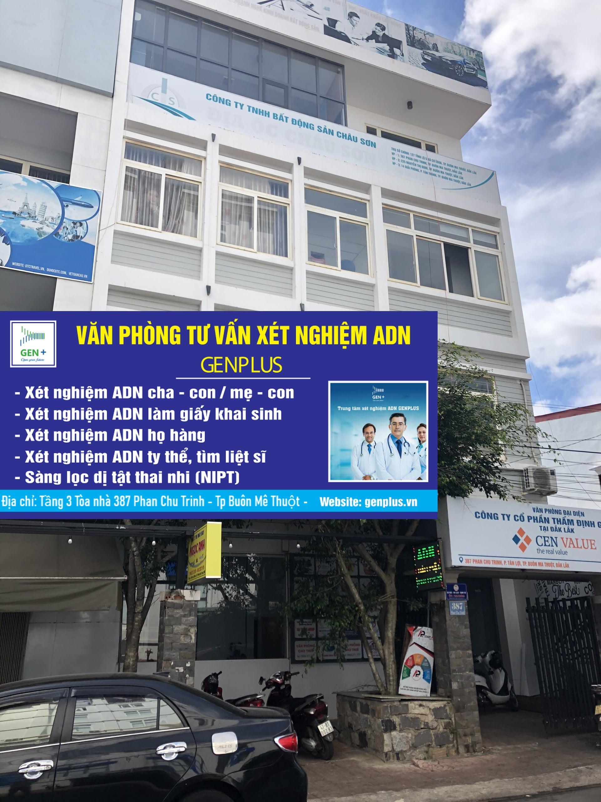 Xét Nghiệm ADN – NIPT Tại Đắk Lắk