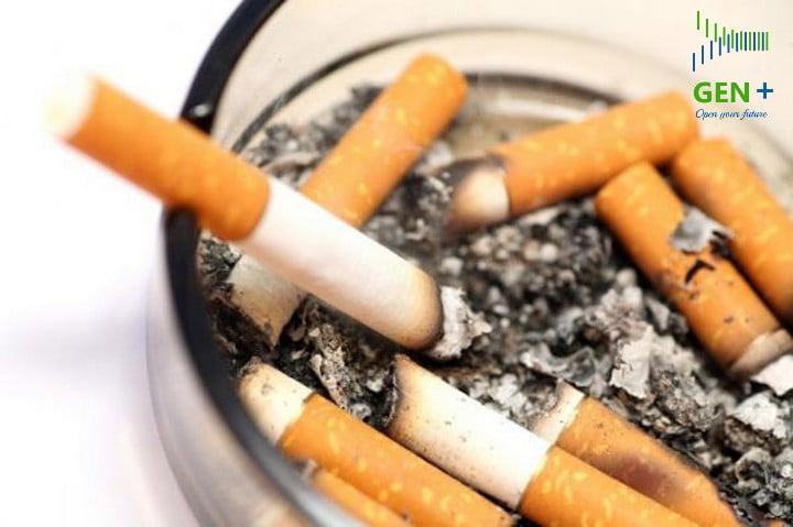 Xét nghiệm ADN bằng mẫu tóp thuốc lá như thế nào ?